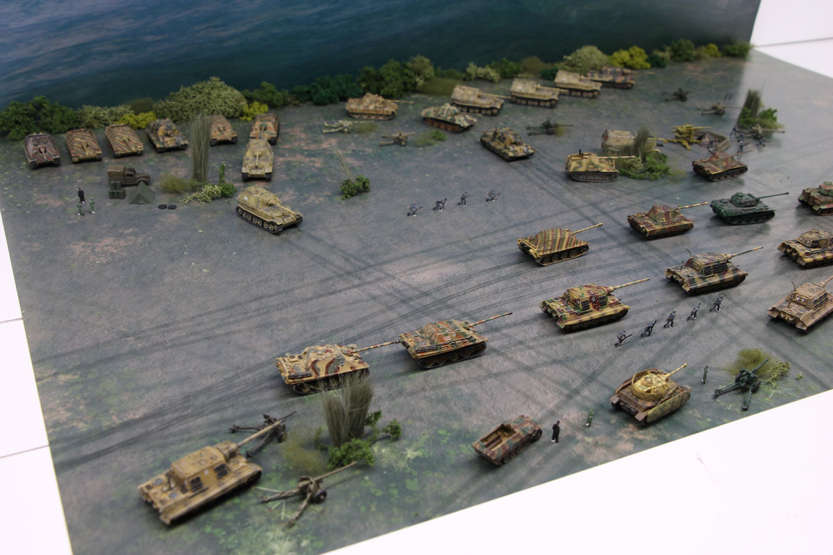 Hope And Change In Afghanistan >> [Hakoniwagiken DS144-005 1/144] Diorama Sheet Military Field (A) base 900x600mm 4589926680238 | eBay