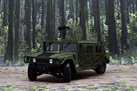 Humvee Layout sample image for DSF-006N